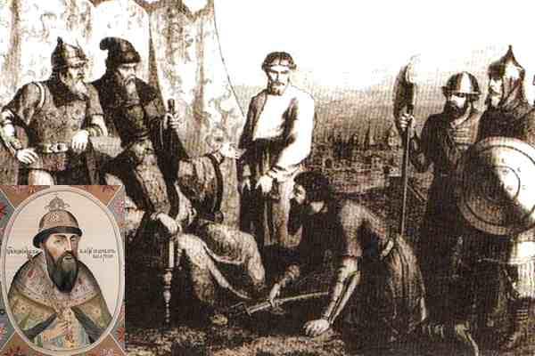 Восстание И. И. Болотникова