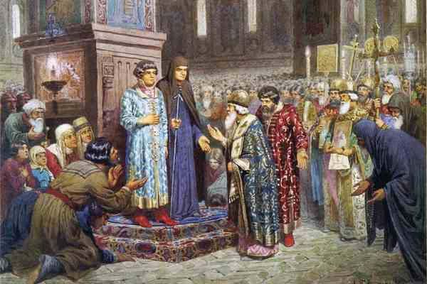Земские соборы 1613