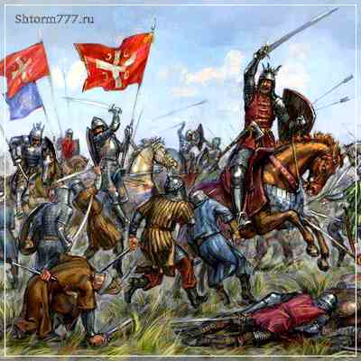 Битва на Косовом поле 1389