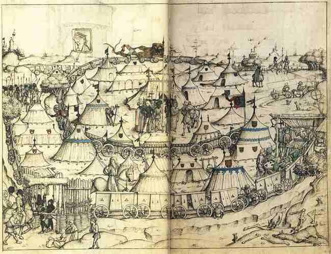 Битва при Молодях 1572 год