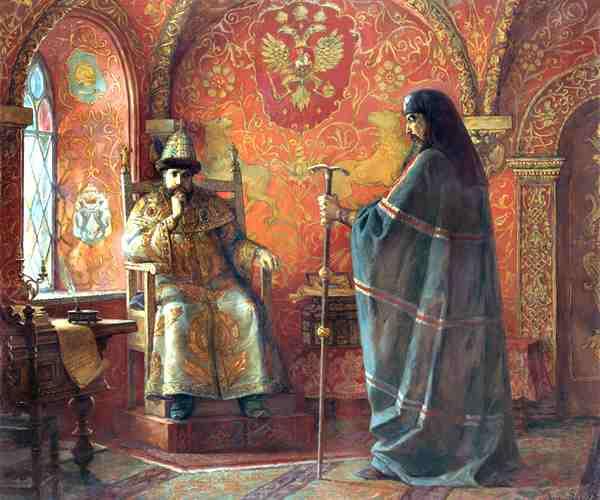 Церковный раскол 17 века-1
