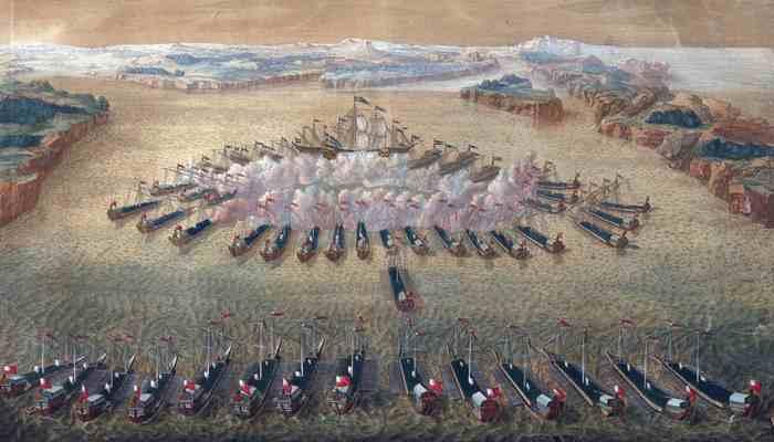 Битва при Гангуте-1