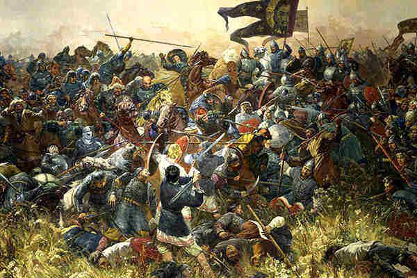 Битва на Куликовом поле 1380
