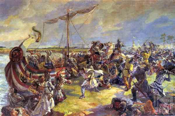 Битва на реке Неве-2