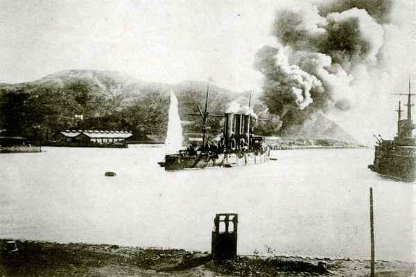 Оборона Порт-Артура