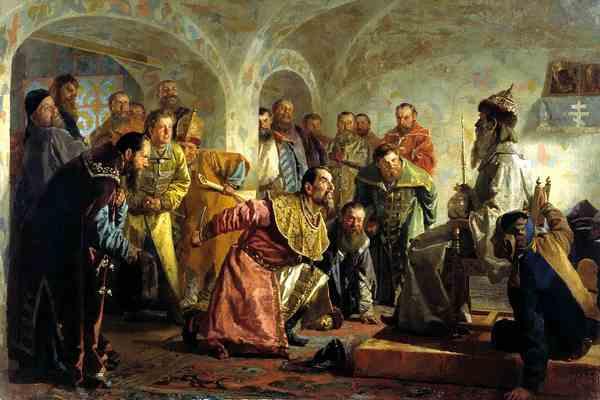 Опричнина Ивана Грозного-2