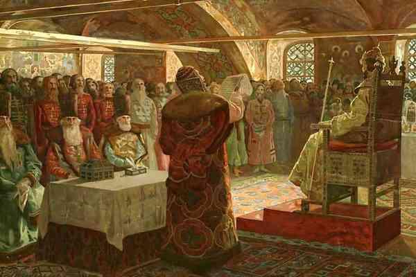 Первый Земский собор