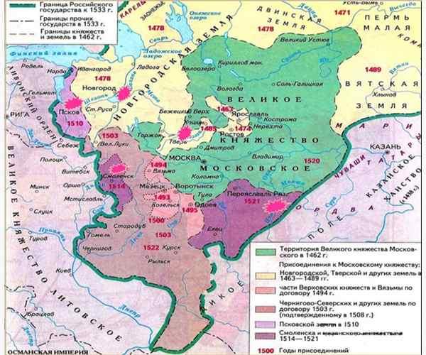 Василий Третий карта