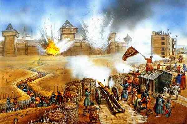 Взятие Казанского ханства