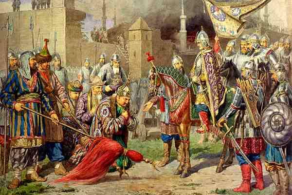 Взятие Казанского ханства-3