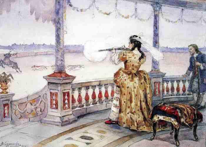 Императрица Анна Иоанновна-3