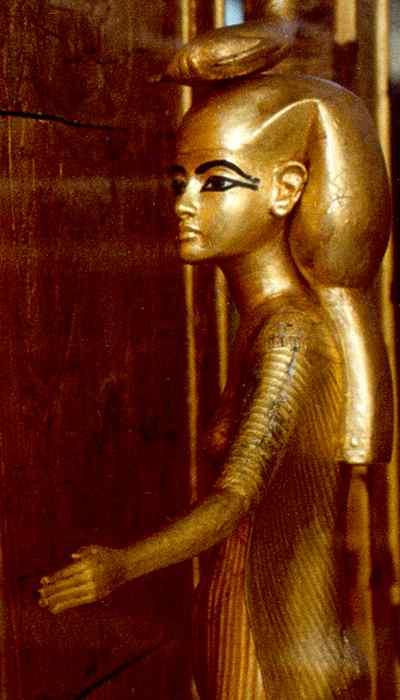Анхесенамон. Египетская царица-1