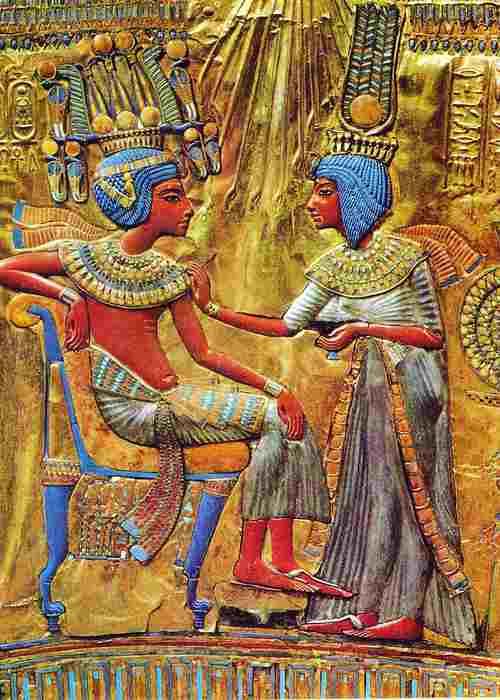 Анхесенамон царица