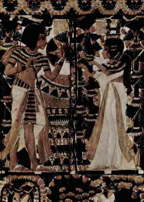 Анхесенамон. Египетская царица-3