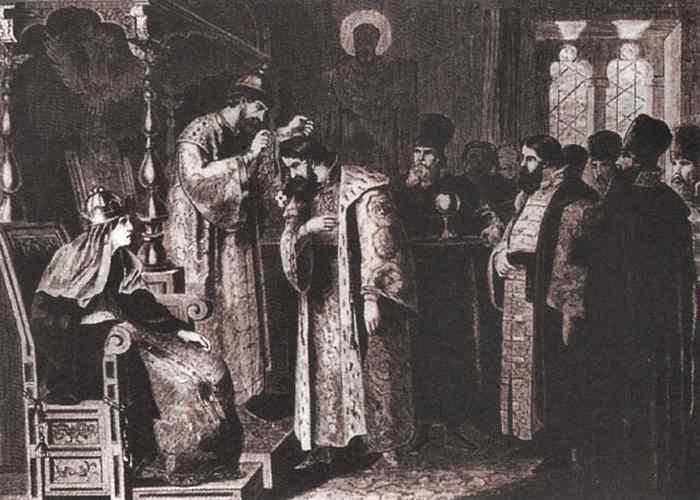 Царь Федор Иоаннович-1