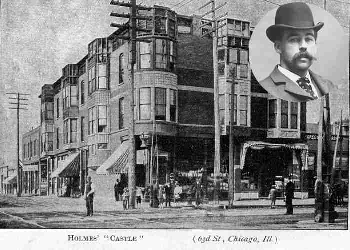 Генри Холмс-2