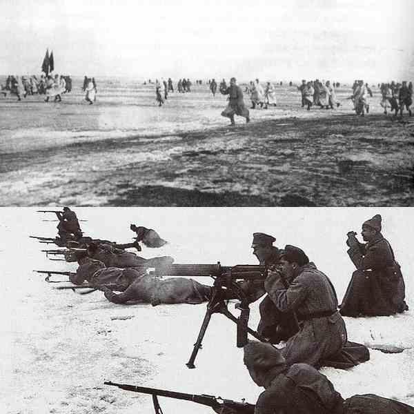 Кронштадтское восстание 1921