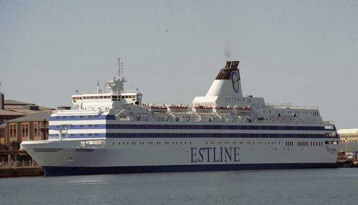 Крушение парома «Эстония»-3