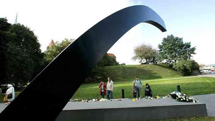 Памятник парому «Эстония»