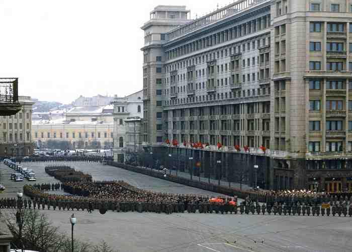 Как хоронили Сталина-3