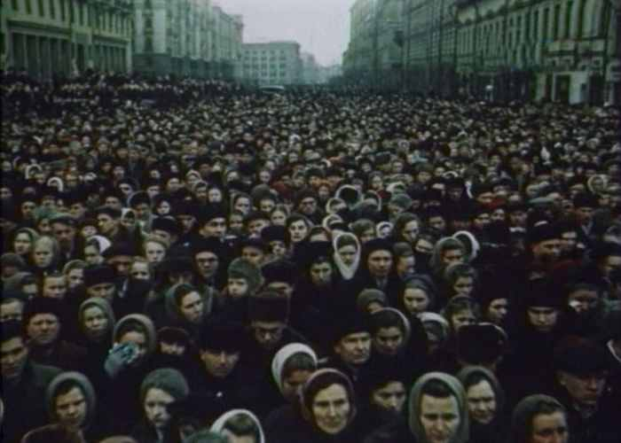 Как хоронили Сталина-4