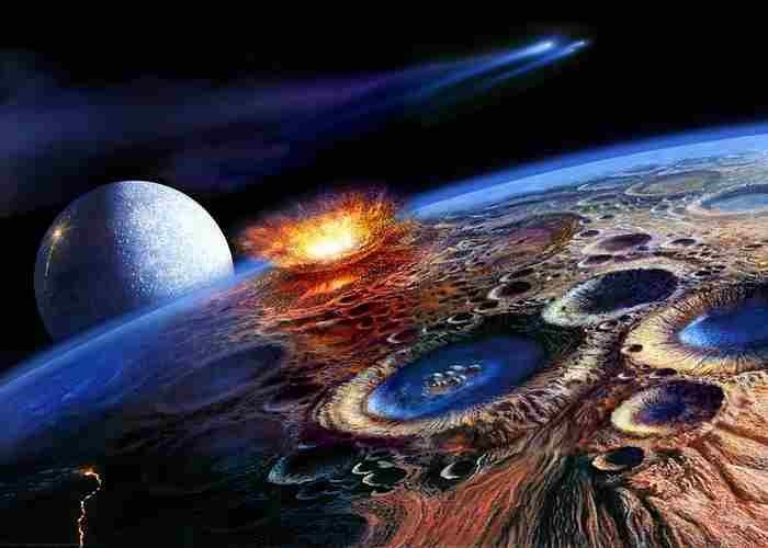 История Земли-3
