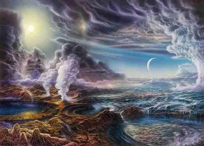 История Земли-4