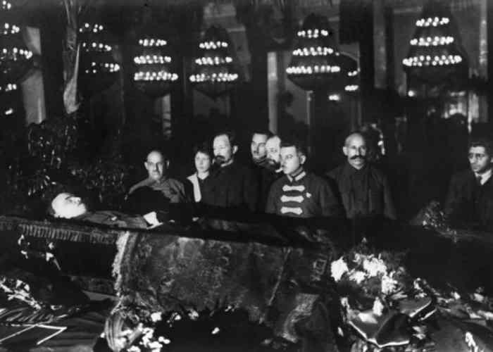 От чего умер Ленин-2