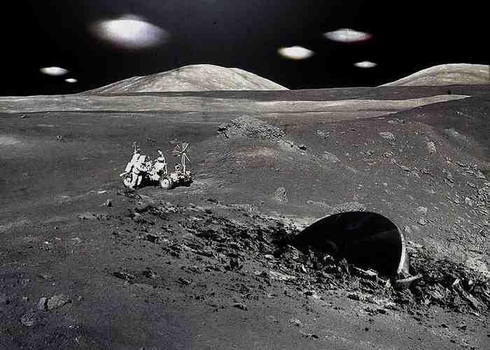 Обратная сторона Луны-2