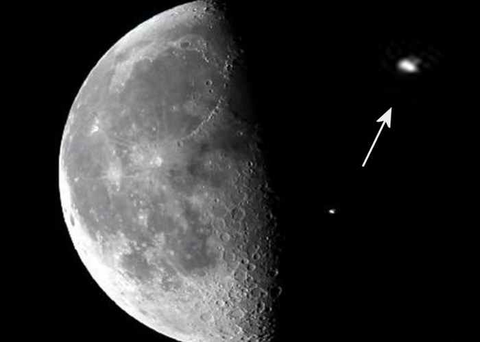 Обратная сторона Луны-4