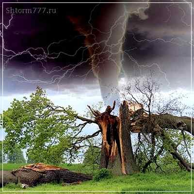 Что такое торнадо