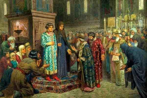 Воцарение Романовых-3