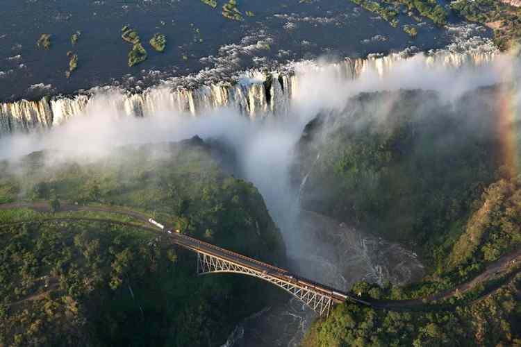 Водопады Африки-2