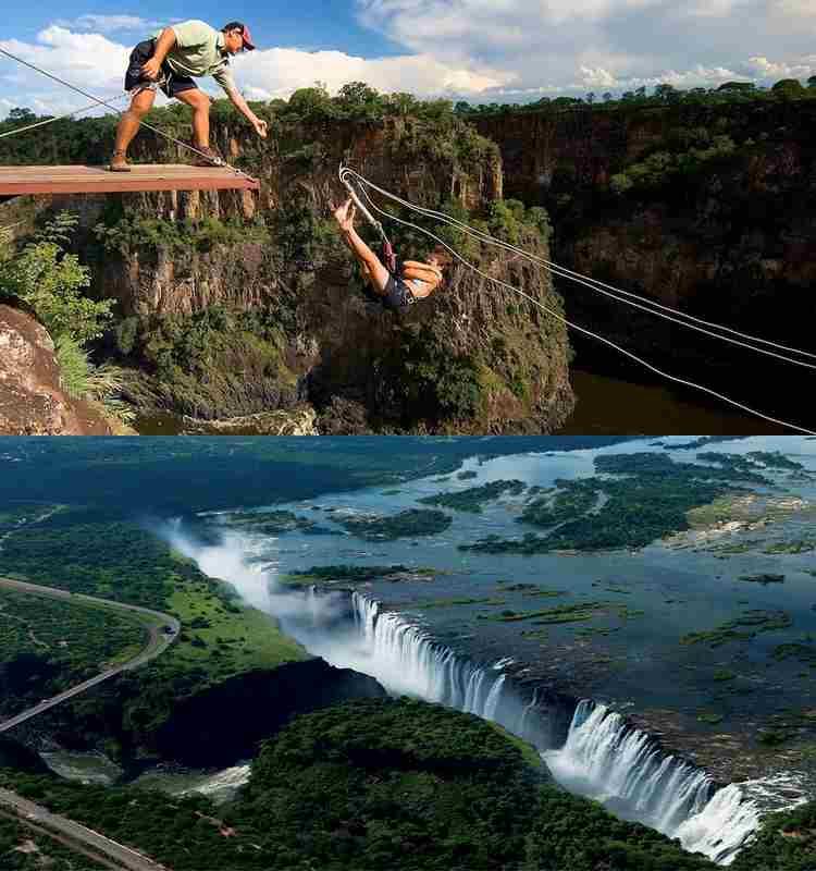 Водопады Африки-4