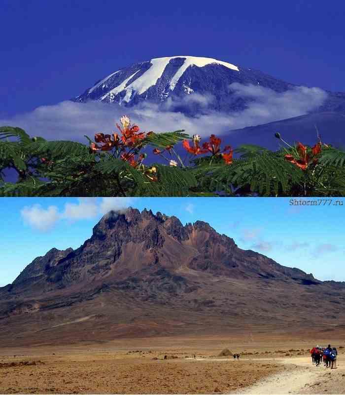 Гора Килиманджаро-1