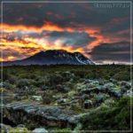 Вулкан Килиманджаро (гора). Описание. Интересные факты