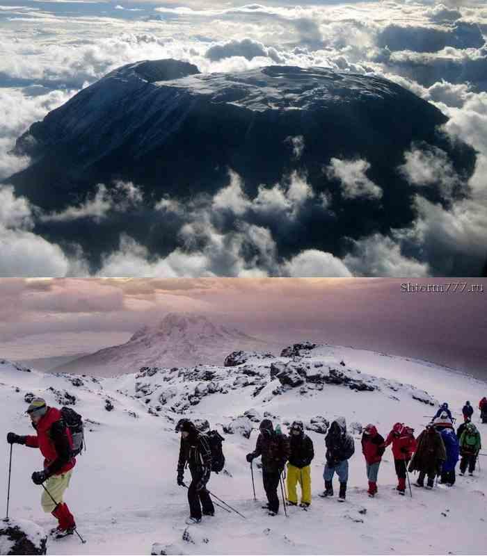 Гора Килиманджаро-3