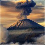 Вулкан Кракатау. Где находится. История. Извержение