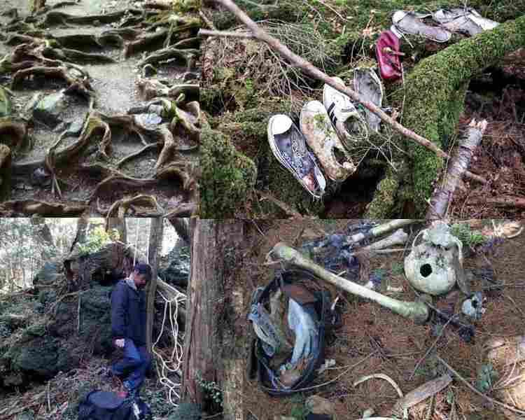 Лес самоубийц-3