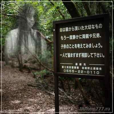 Аокигахара (Лес самоубийц)