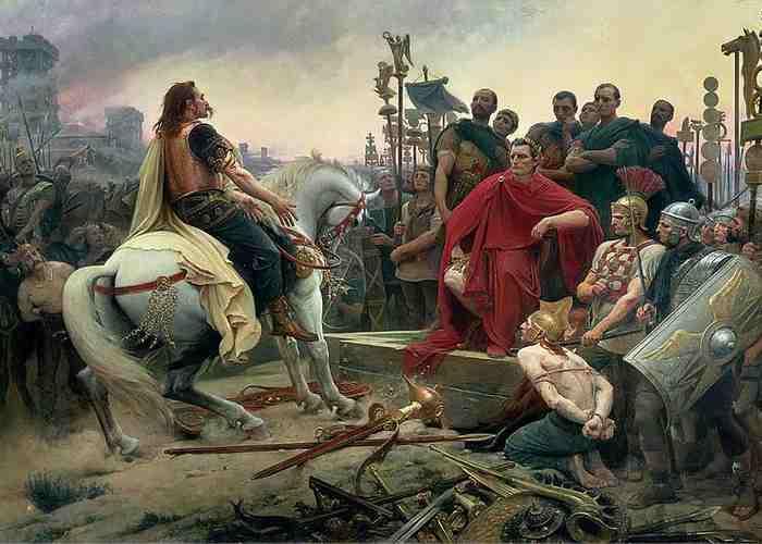 Юлий Цезарь-3