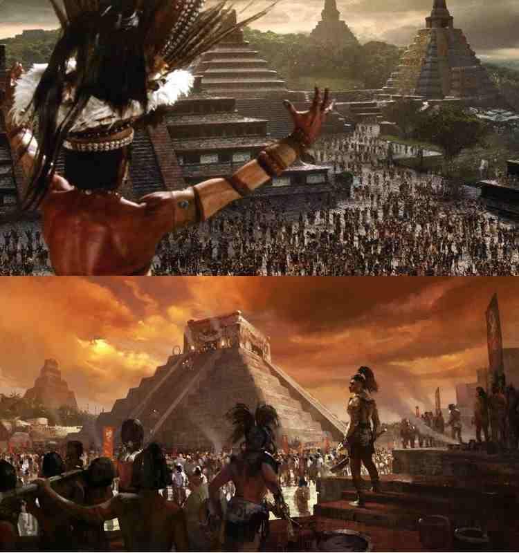Древние Майя-3