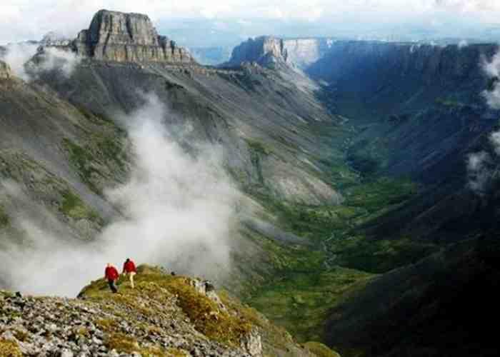 Долина безголовых, Канада-6