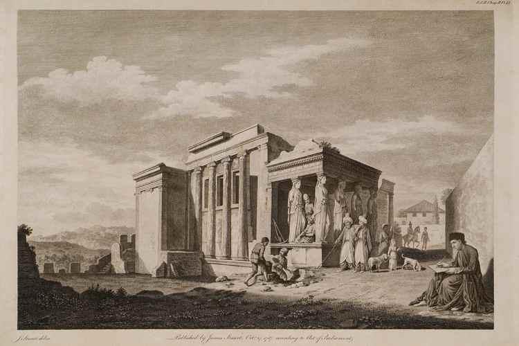 Храм Эрехтейон-2