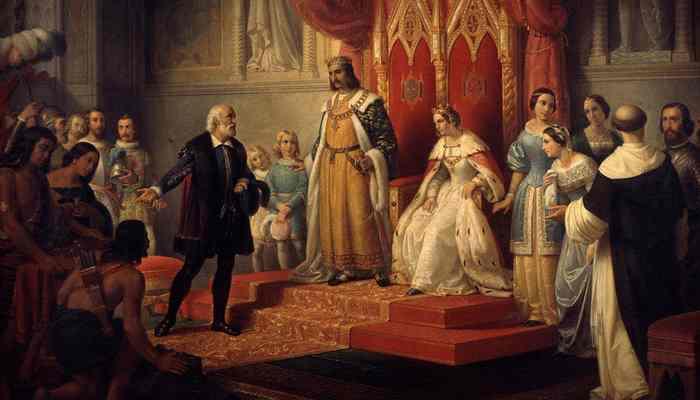 Королева Изабелла I