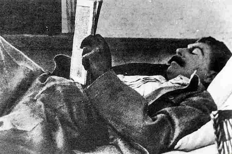 Смерть Сталина-1