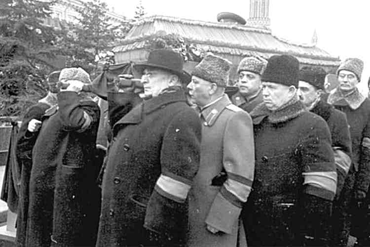 Смерть Сталина-4