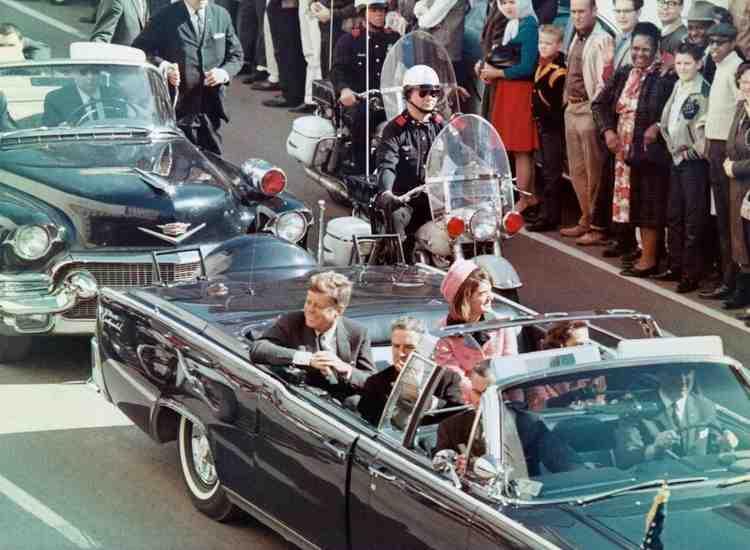Убийство Кеннеди-1