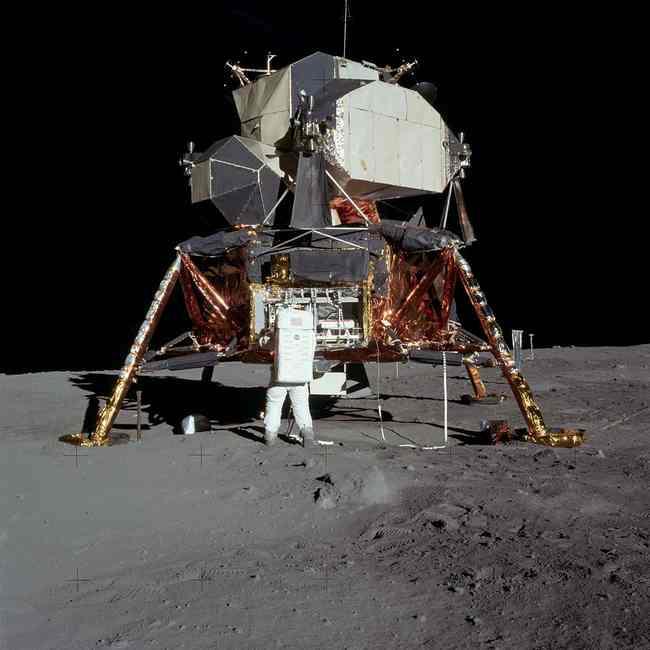 Почему не летают на Луну-5