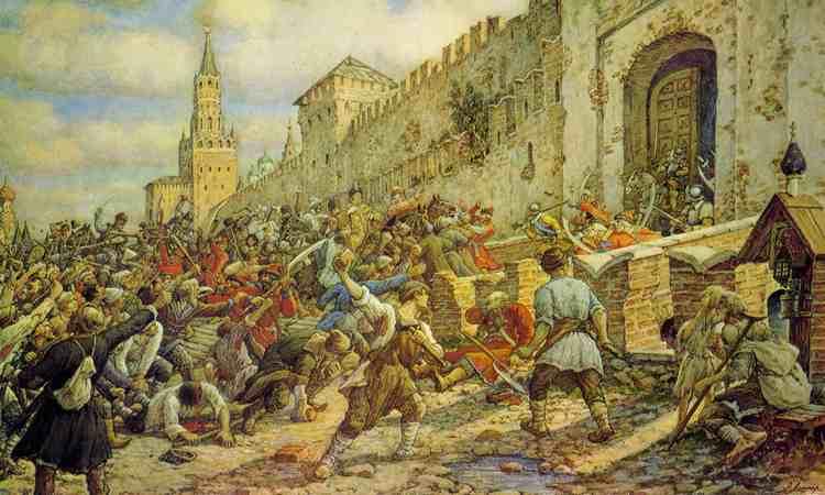 Соляной бунт 1648-2